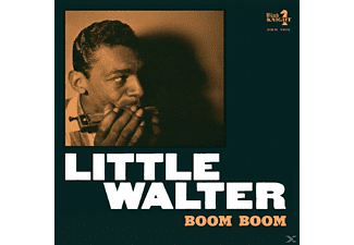 Little Walter - Boom Boom - (CD)