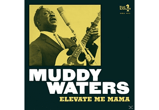 Muddy Waters - Elevate Me Mama - (CD)