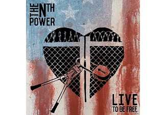 Nth Power - Live To Be Free [CD]