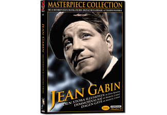 Jean Gabin Masterpiece Collection
