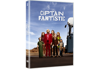 Captain Fantastic Drama DVD