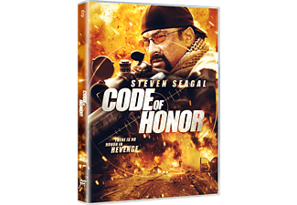 Code of Honor Action DVD