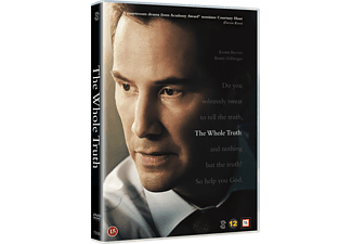 The Whole Truth Thriller DVD