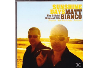 Matt Bianco - Sunshine Days - The Official Greatest Hits [CD]