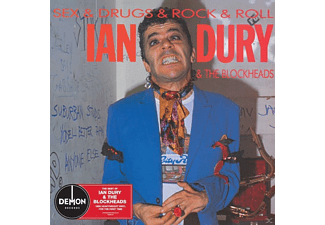 Ian Dury - Sex & Drugs & Rock'n'Roll - (Vinyl)