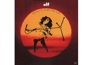 Elf, Dio Ronnie James - Trying To Burn The Sun - (CD)