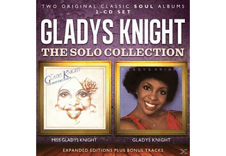 Gladys Knight - The Solo Collection (+Bonustracks) - (CD)