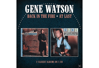 Gene Watson - Back In The Fire/At Last (2 Class.Albums On 1 CD) - (CD)