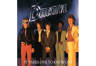 Detective - It Takes One To Know One - (CD)