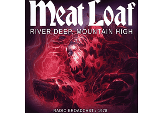 Meat Loaf - River Deep,Mountain High - Radio Broadcast 1978 - (CD)