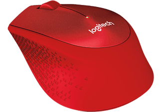 LOGITECH M330 Silent Plus Red - (910-004911)