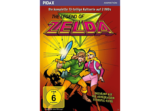 The Legend of Zelda [DVD]