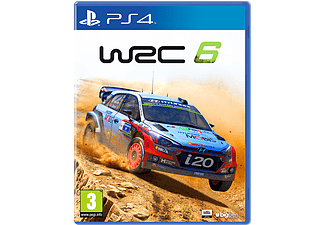 WRC 6 | PlayStation 4