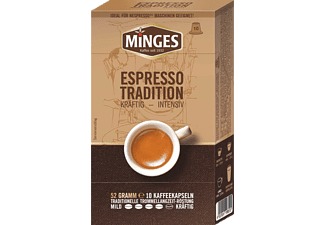 MINGES V401006 Espresso Tradition 1932, Kaffeekapseln