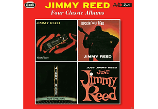 Jimmy Reed - Four Classic Albums - (CD)