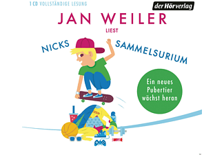 Nicks Sammelsurium - 1 CD - Kinder/Jugend