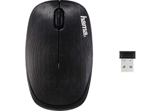 HAMA AM-8000 Wireless Optical Mouse Black - (134933)