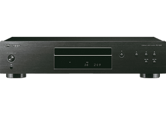 PIONEER PD-10 AE-B, CD-Player, Schwarz