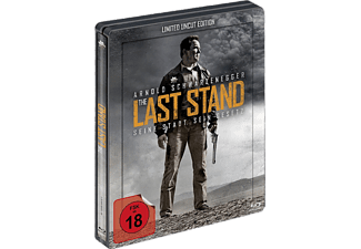 The Last Stand Limited Uncut Steelbook Edition Action Blu-ray