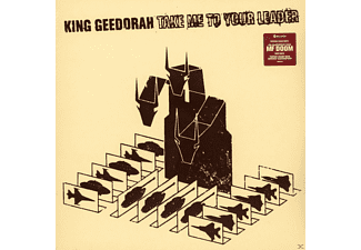 King Geedorah - Take Me To Your Leader (Coloured 2LP+MP3 Reissue) - (LP + Download)