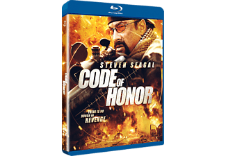Code of Honor Action Blu-ray