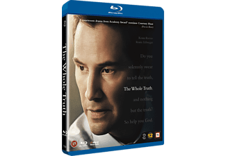 The Whole Truth Thriller Blu-ray