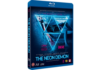 The Neon Demon Drama Blu-ray