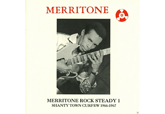 VARIOUS - Merritone Rock Steady 1:Shanty Town Curfew '66-'67 - (CD)