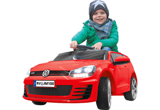 JAMARA Ride-on VW Golf GTI VII rot 2,4G 12V 7Ah Ride On Car