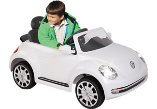 JAMARA Ride-on VW Beetle weiß 27MHz 6V