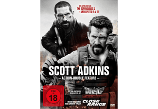 Scott Adkins - Action Double Feature - (DVD)