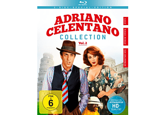 Adriano Celentano - Collection Vol. 2 - (Blu-ray)