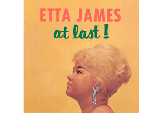 Etta James - At Last! (Digipak) (CD)