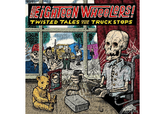 VARIOUS - Eighteen Wheelers - (CD)