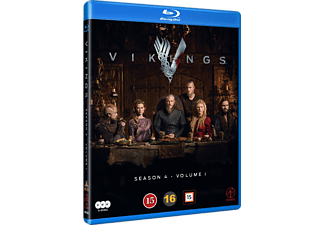 Vikings S4 Action DVD