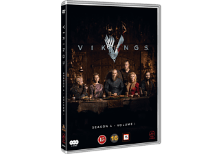 Vikings S4 Action Blu-ray
