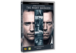 The Night Manager Drama DVD