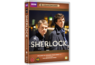 Sherlock Collectors Box Drama DVD