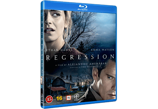 Regression Drama Blu-ray