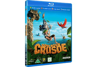Robinson Crusoe Animation / Tecknat Blu-ray