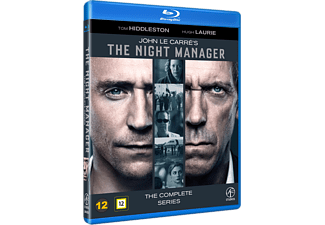 The Night Manager Drama Blu-ray