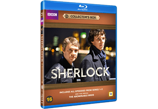 Sherlock Collectors Box Drama Blu-ray