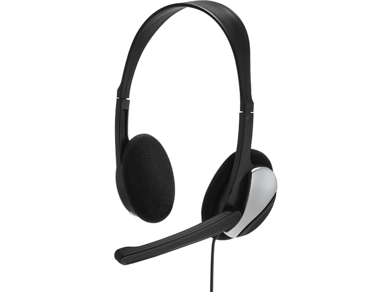 "HAMA """"Essential HS 200"""" PC Headset - (139900) computing   tablets   offline ηχεία  headsets  webcams headsets τηλεόραση   ψυχα"
