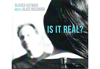Olivier Hutman meets Alice Ricciardi - Is It Real - (CD)