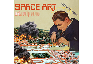 Space Art - On Ne Dira Rien - (CD)