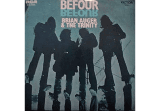 Brian Auger & the Trinity - Befour (CD)