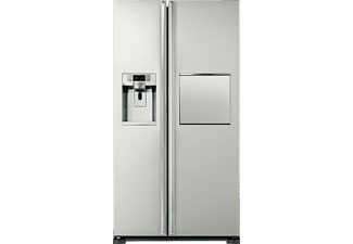SAMSUNG RS6A782GDSR/EG, Side-by-Side, A++, 389 kWh/Jahr, 1789 mm hoch, Edelstahl