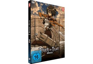 Attack on Titan – DVD Box 2 [DVD]