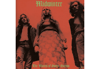 Midwinter - The Waters Of Sweet Sorrow - (CD)
