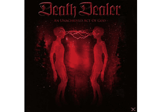 Death Dealer - An Unachieved Act Of God - (CD)
